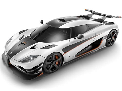 Koenigsegg Reveals The One