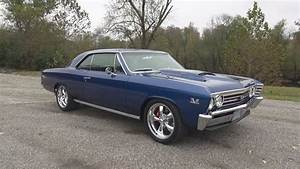 1967 Chevelle Ss - Best Of Show Horsepower By The River
