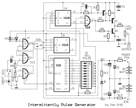 Alternating Square Pulse Generator Under Repository