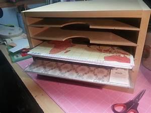 Como hacer una estantería para papeles scrapbook con CNC casero, Cambam y LinuxCNC YouTube