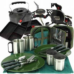 outdoor, cooking, , , , camping, set, with, carry, bag