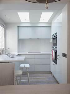 Küche L Form Ikea : kleine k che in pur wei mit u form kleine k chen k che kleine k che und k chen ideen ~ Yasmunasinghe.com Haus und Dekorationen