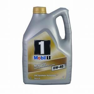 Mobil1 0w40 New Life : mobil 1 0w40 new life 5l mobil mb0w40nl al mejor precio ~ Kayakingforconservation.com Haus und Dekorationen