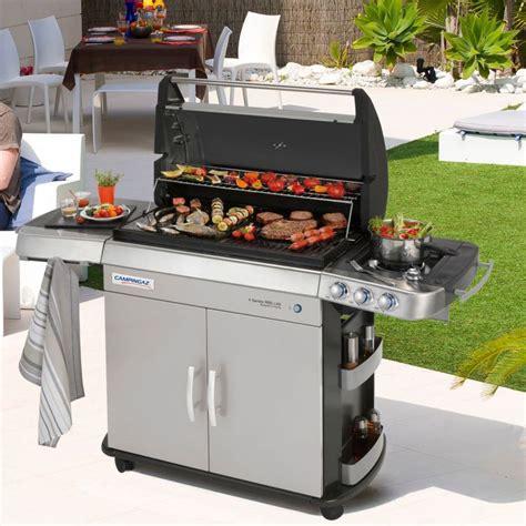 recette cuisine barbecue gaz barbecue gaz et plancha de campingaz zendart design
