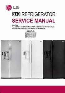 Pin On Lg Refrigerator Service Manual