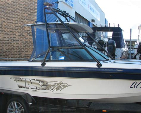 Custom Boat Covers Cost by Trailer Boats Moored Boats