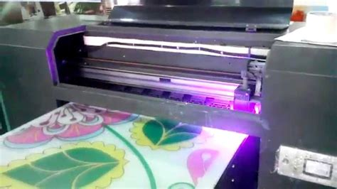 digital uv glass printerprinting machineinkjet glass