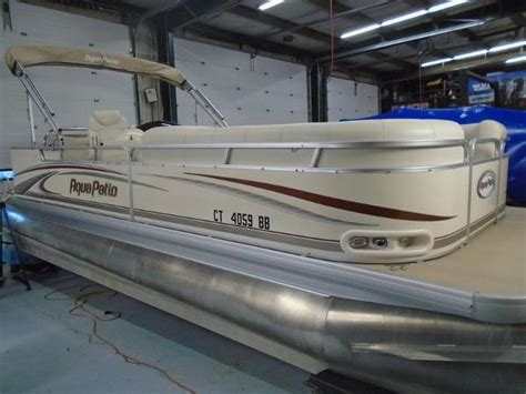 aqua patio 220 re 3 boats for sale