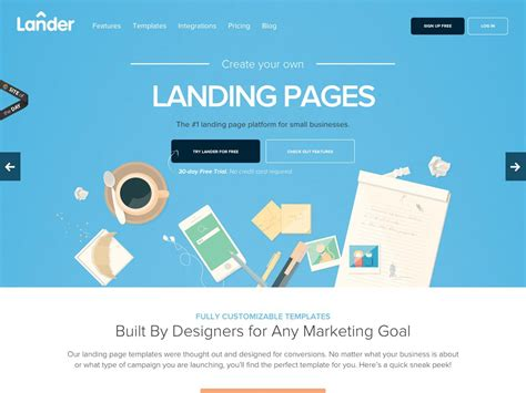 The Ultimate Guide Designing Landing Pages That Convert