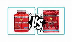 True Mass Vs True Mass 1200 Supplement Reviews  U0026 Comparison Hub