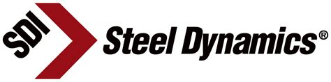 "Steel Dynamics, Inc. - SDI Logo Without ""Inc"""