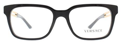3218 black chagne glasses versace ve 3218 eyeglasses gb1 black health