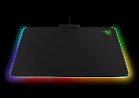 razer firefly gadget review razer firefly gaming mouse mat digitally downloaded