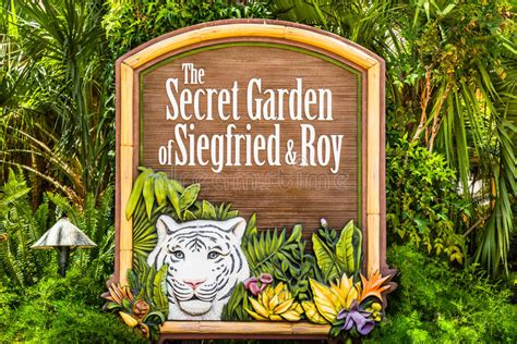 siegfried and roy secret garden zeichen zu siegfried und zu roy secret garden