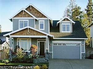 Craftsman Style Garage Craftsman Style Homes With Garage