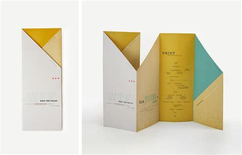 Unique Brochure Designs by Best Practices For Brochure Design Notes On Design