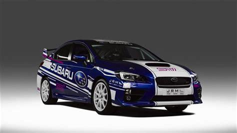 Racecar Profile: 2015 Subaru WRX STI Rally Car (NR4 Spec ...