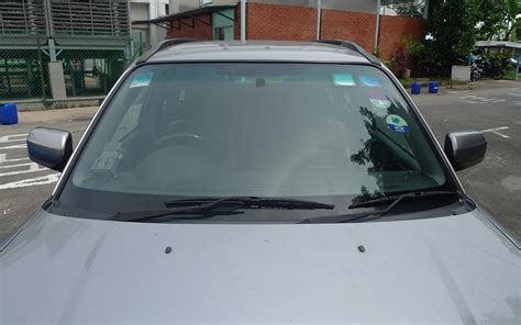Your Car Windscreen Is Like A Profile Page