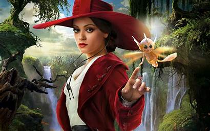 Oz Powerful Theodora Mila Kunis Movies Desktop