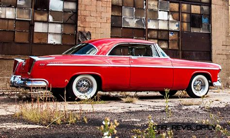 Chrysler A by 1955 Chrysler 300c