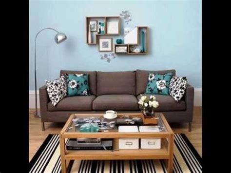 Turquoise And Brown Living Room Ideas Youtube