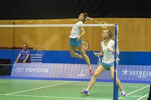 Turkey and France will compete tomorrow for the gold medal in badminton - XVIII Mediterranean ... Badminton