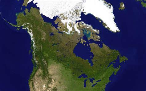 Ģeogrāfiskā karte - Kanāda - 1,680 x 1,050 Pikselis - 813 ...