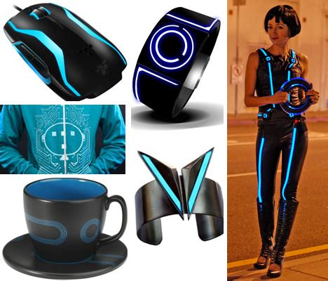 Planet Amusing: Totally Tron: Real-Life Designs Based on a ...