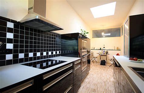 Neue Fronten Für Küche by K 252 Che Arbeitsplatte Glas