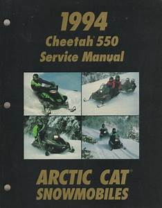 Arctic Cat Cheetah 550 Manual
