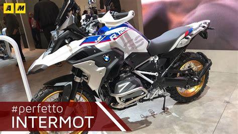 bmw r 1250 gs hp bmw r 1250 gs hp intermot 2018 sub