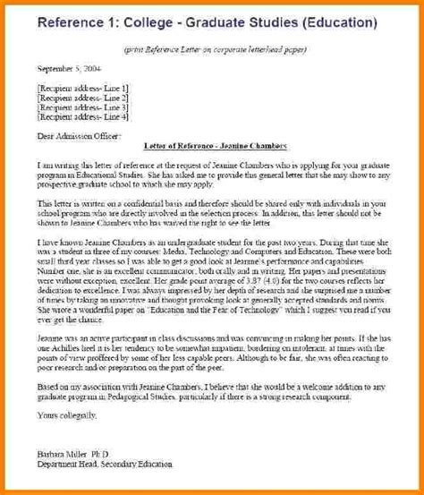 college recommendation letter examples sales slip