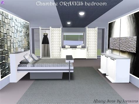 chambre sims 3 khany sims set chambre à coucher sims 3 sims 3 bedroom set
