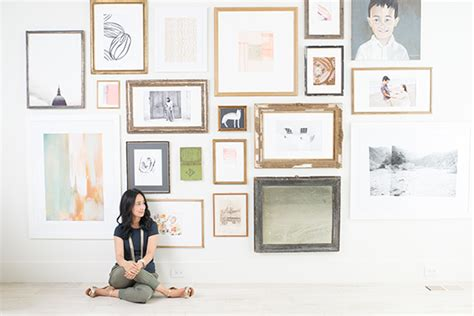 How To: Create an Art Gallery Wall at Home   Julep