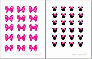 8 best images of minnie mouse bow printable minnie mouse With free printable minnie mouse bow template
