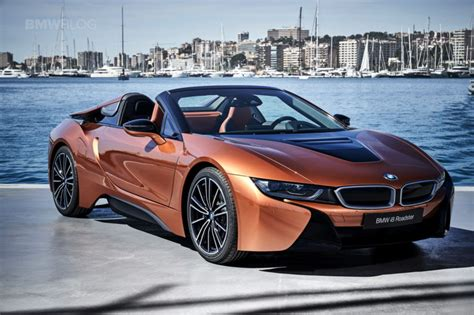 Review Bmw I8 Roadster by Bmw I8 Roadster Review
