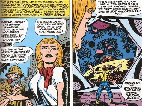 The Mystery Character From Marvel's The Eternals ...
