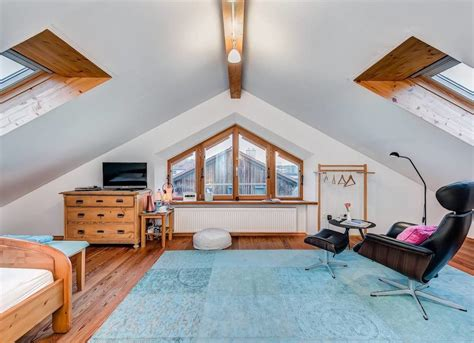 Ceiling Attic by Attic Rooms 21 Ways To Capitalize On Your Top Floor