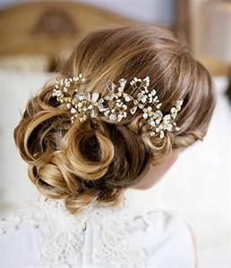 Bijoux Pour Cheveux : bijoux pour chignon xi92 jornalagora ~ Melissatoandfro.com Idées de Décoration
