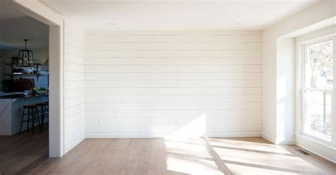 Where To Purchase Shiplap by Shiplap Vs Drywall 4 Great Reasons To Use Shiplap In