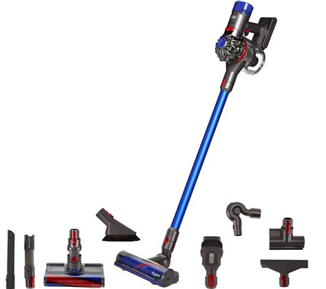 dyson v8 günstig dyson v8 absolute cordless vacuum with 8 tools hepa filtration page 1 qvc