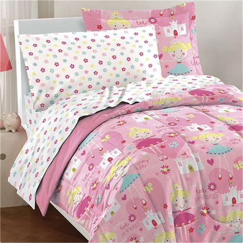pretty princess comforter sets for kids interior design