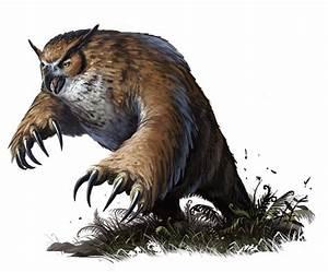 Owlbear - PathfinderWiki