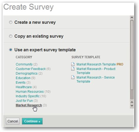 how to create free online surveys with survey monkey