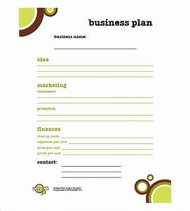 Writing a business plan template cheaphphosting Gallery