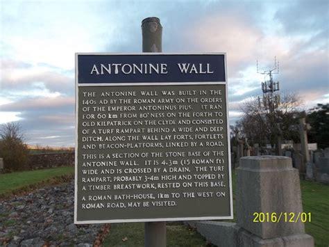 Antonine Wall Bearsden Bath House - TripAdvisor