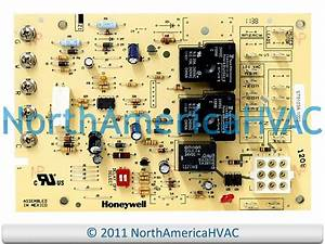 Honeywell Furnace Fan Control Board St9103a 1028