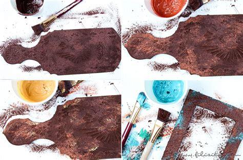 Rost Effekt Farbe Selber Machen rost effekt farbe patina selber machen restaurieren