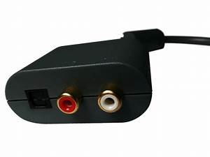 Xbox 360 Audio Adapter For Razer Gaming Headsets Gaming
