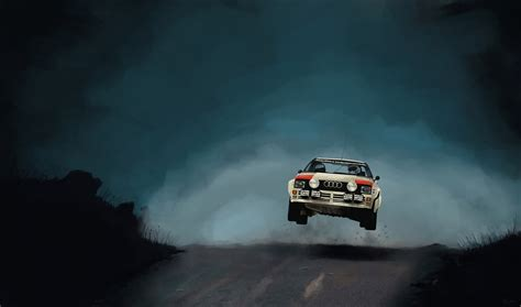 Modest Rally Car Jump Wallpaper To Images X6kg With Rally